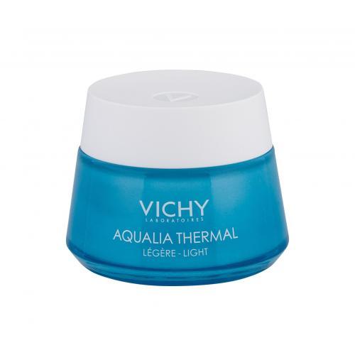 Vichy Aqualia Thermal Light 50 ml upokojujúci pleťový krém vhodný pre citlivú pleť pre ženy