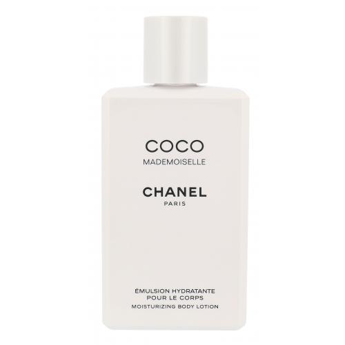Chanel Coco Mademoiselle 200 ml telové mlieko poškodená krabička pre ženy
