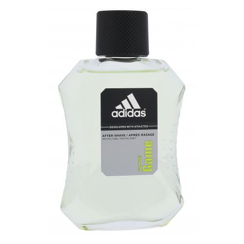 Adidas Pure Game 100 ml voda po holení poškodená krabička pre mužov