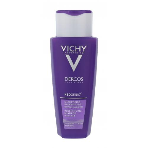 Vichy Dercos Neogenic 200 ml šampón pre oslabené vlasy pre ženy