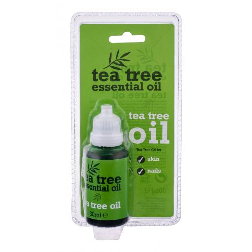 Xpel Tea Tree Essential Oil 30 ml čistý čajovníkový esenciálny olej pre ženy