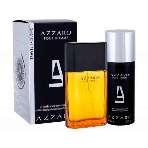 Azzaro Azzaro Pour Homme darčeková kazeta pre mužov toaletná voda 100 ml + dezodorant 150 ml