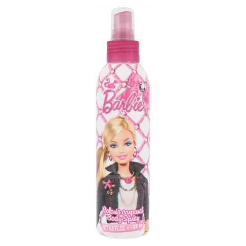 Barbie Barbie 200 ml telový sprej pre deti