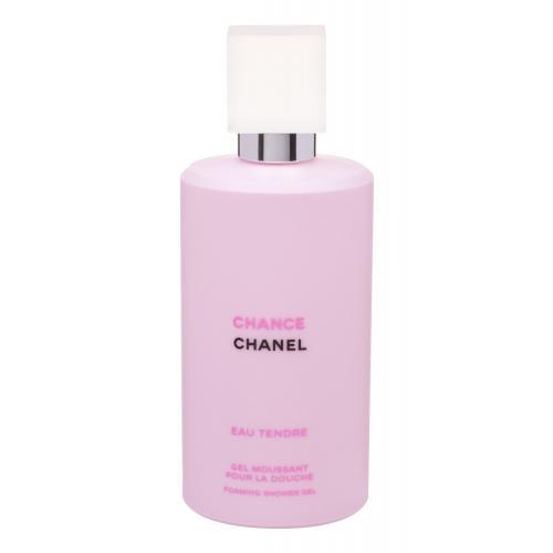 Chanel Chance Eau Tendre 200 ml sprchovací gél poškodená krabička pre ženy