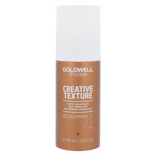 Goldwell Style Sign Creative Texture Roughman 100 ml zmatňujúci vosk na vlasy pre ženy