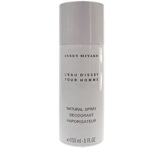 Issey Miyake L´Eau D´Issey Pour Homme 150 ml dezodorant poškodený flakón deospray pre mužov