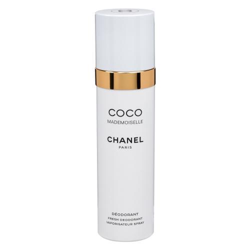 Chanel Coco Mademoiselle 100 ml dezodorant poškodená krabička deospray pre ženy
