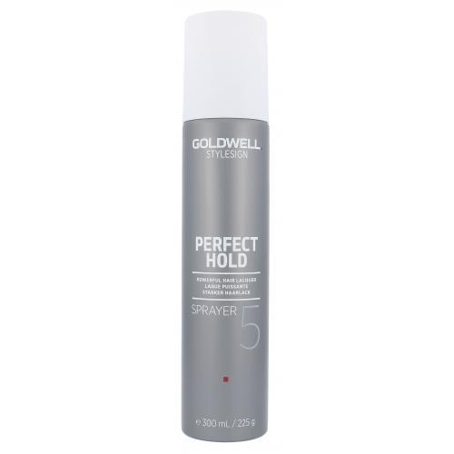 Goldwell Style Sign Perfect Hold Sprayer 300 ml lak na vlasy pre extra silné spevnenie pre ženy
