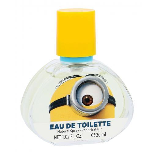 Minions Minions 30 ml toaletná voda pre deti