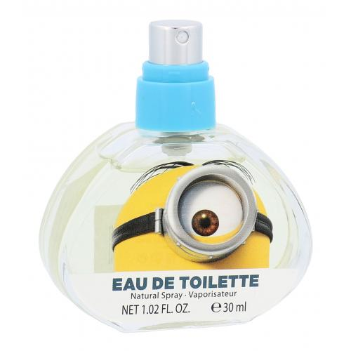 Minions Minions 30 ml toaletná voda tester pre deti
