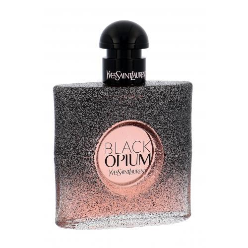 Yves Saint Laurent Black Opium Floral Shock 50 ml parfumovaná voda pre ženy