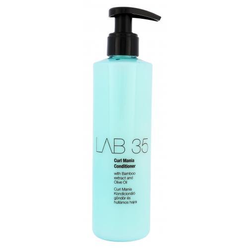 Kallos Cosmetics Lab 35 Curl Mania 250 ml kondicionér pre vlnité vlasy pre ženy