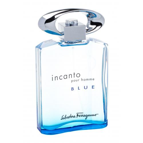 Salvatore Ferragamo Incanto Blue 100 ml toaletná voda pre mužov