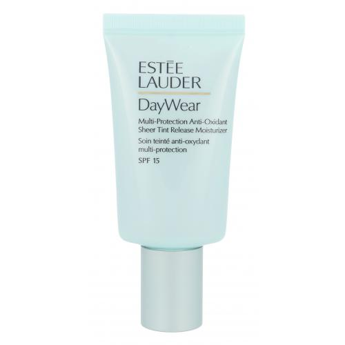 Estée Lauder DayWear Multi-Protection Anti-Oxidant Sheer Tint SPF15 50 ml tónovací hydratačný prípravok pre ženy