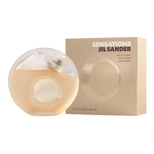 Jil Sander Sensations 40 ml toaletná voda pre ženy