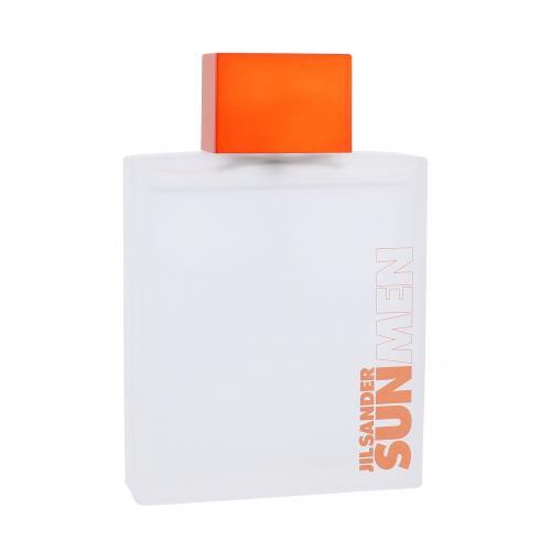Jil Sander Sun For Men 125 ml toaletná voda pre mužov