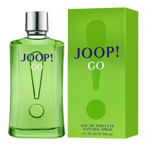 JOOP! Go 200 ml toaletná voda pre mužov