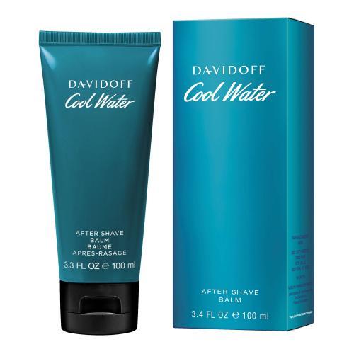 Davidoff Cool Water 100 ml balzam po holení pre mužov