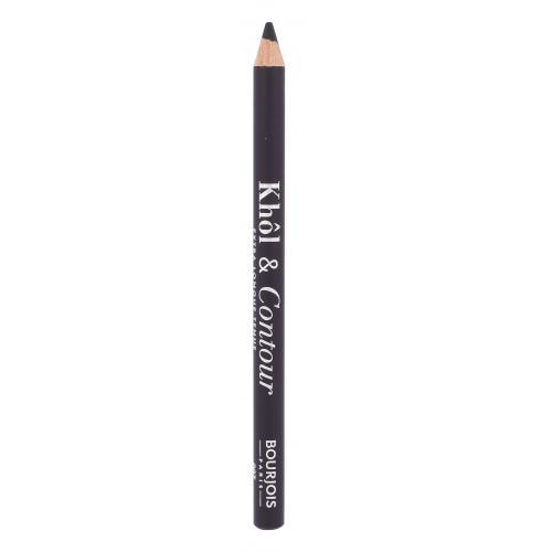 BOURJOIS Paris Khol & Contour 1,2 g dlhotrvajúca ceruzka na oči pre ženy 007 Prunissime