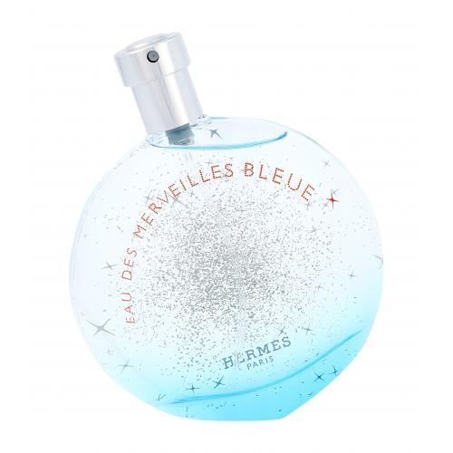 Hermes Eau Des Merveilles Bleue 100 ml toaletná voda tester pre ženy
