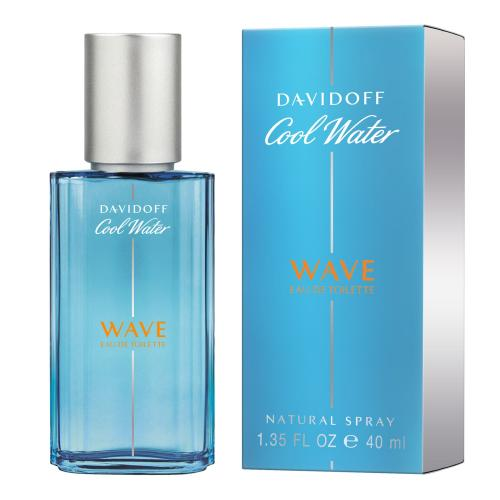Davidoff Cool Water Wave 40 ml toaletná voda pre mužov