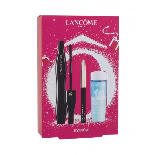 Lancôme Hypnôse darčeková kazeta pre ženy riasenka Hypnose 6,2 ml + ceruzka na oči Le Crayon Khol 0,7 g 01 Noir + odličovač očí Bi-Facil 30 ml 01 Noir Hypnotic