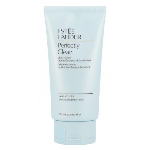 Estée Lauder Perfectly Clean Multi-Action 150 ml čistiaca a pleťová maska pre suchú pleť pre ženy
