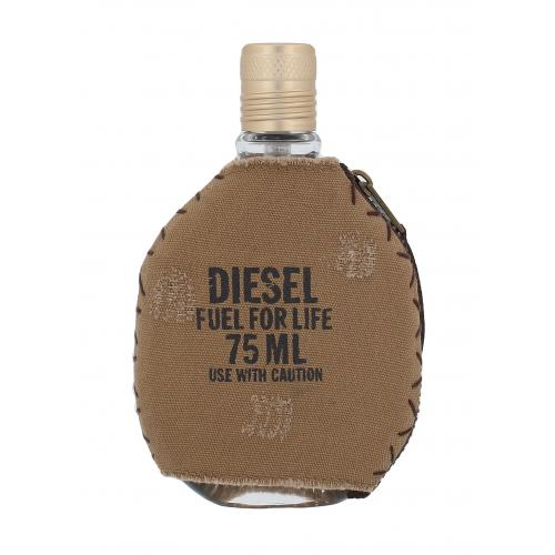 Diesel Fuel For Life Homme 75 ml toaletná voda poškodená krabička pre mužov