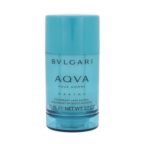 Bvlgari Aqva Pour Homme Marine 75 ml dezodorant deostick pre mužov