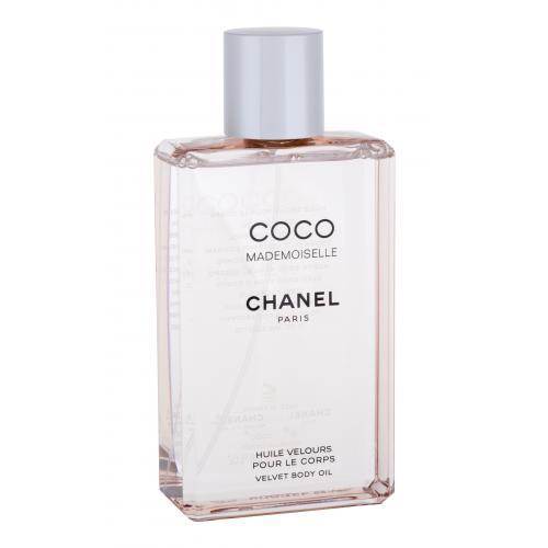 Chanel Coco Mademoiselle 200 ml parfumovaný olej poškodená krabička pre ženy