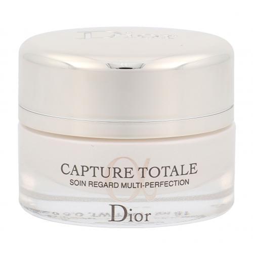 Christian Dior Capture Totale 15 ml očný krém tester proti vráskam pre ženy