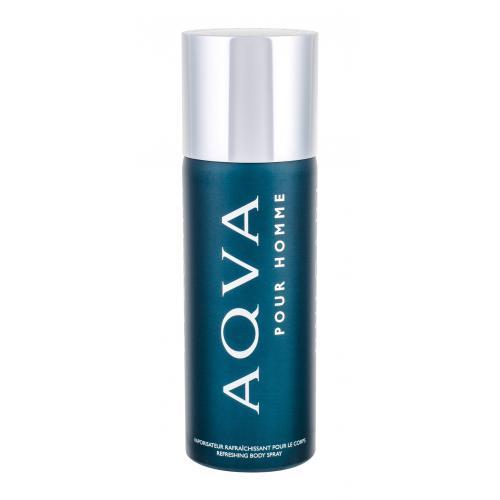 Bvlgari Aqva Pour Homme 150 ml dezodorant deospray pre mužov