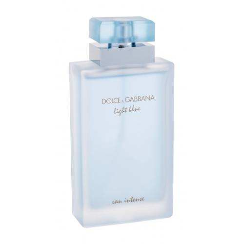 Dolce&Gabbana Light Blue Eau Intense 100 ml parfumovaná voda pre ženy