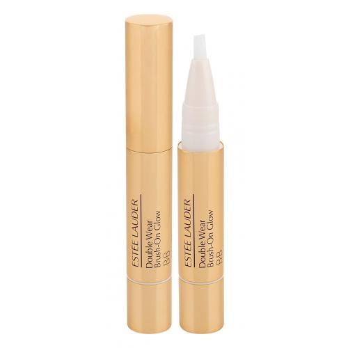 Estée Lauder Double Wear Brush-On-Glow BB 2,2 ml rozjasňujúci korektor pre ženy 2C Light Medium