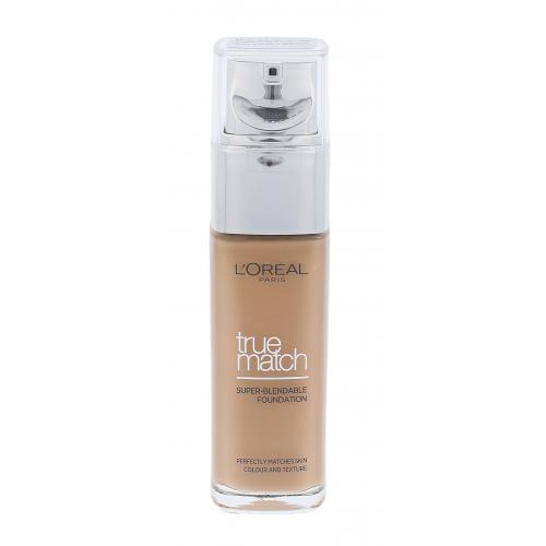 L´Oréal Paris True Match 30 ml zjednocujúci make-up pre ženy D6.5-W6.5 Golden Toffee