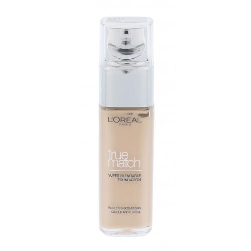 L´Oréal Paris True Match 30 ml zjednocujúci make-up pre ženy N1.5 Linen
