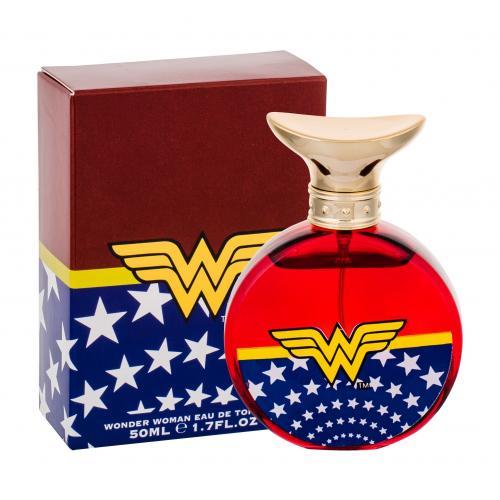 DC Comics Wonder Woman 50 ml toaletná voda pre deti