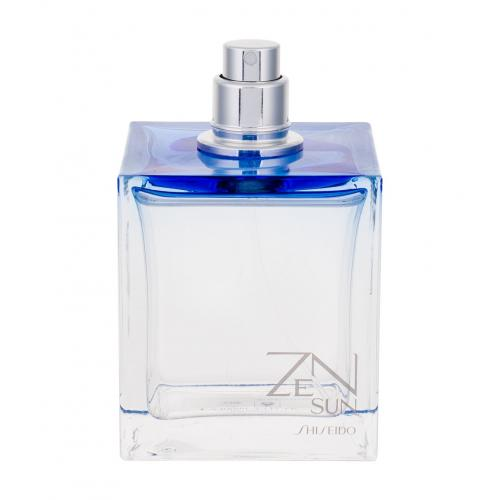 Shiseido Zen for Men Sun 100 ml eau de fraiche tester pre mužov