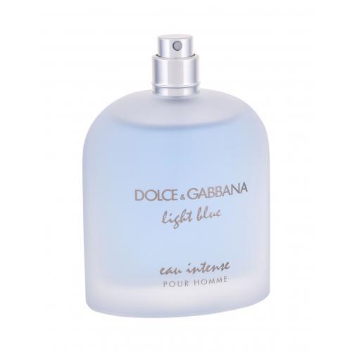 Dolce&Gabbana Light Blue Eau Intense 100 ml parfumovaná voda tester pre mužov