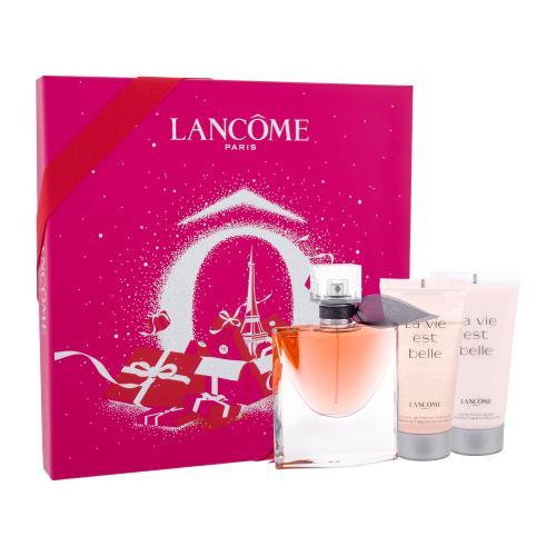 Lancôme La Vie Est Belle darčeková kazeta pre ženy Edp 50ml + 50ml tělové mléko + 50ml sprchový gel
