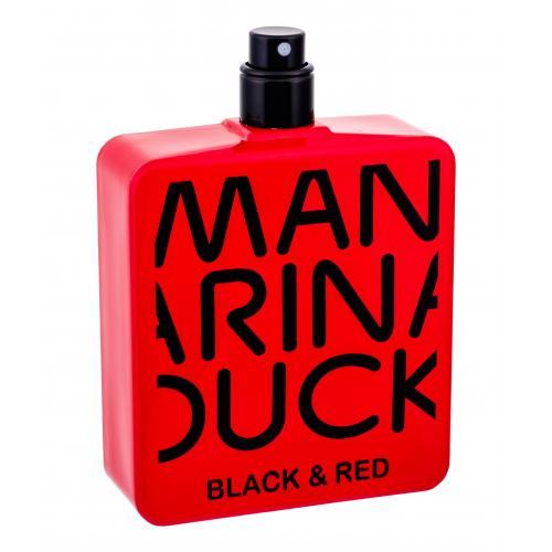 Mandarina Duck Black & Red 100 ml toaletná voda tester pre mužov
