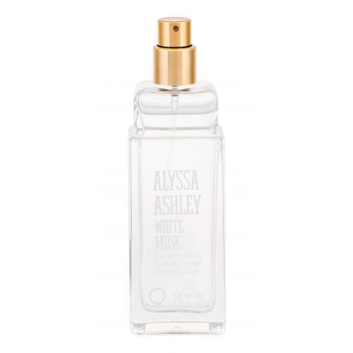 Alyssa Ashley White Musk 50 ml toaletná voda tester pre ženy