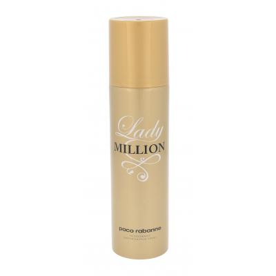 Paco Rabanne Lady Million Dezodorant pre ženy 150 ml