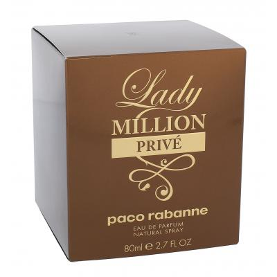 Paco Rabanne Lady Million Prive Parfumovaná voda pre ženy 80 ml