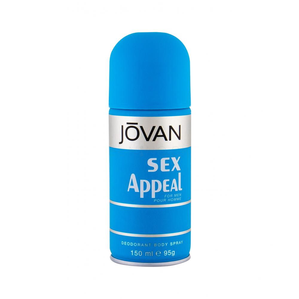 jovan sex appeal deo spray in Elizabeth