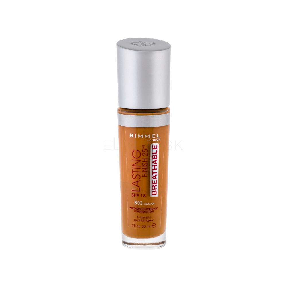 Rimmel London Lasting Finish Breathable Make-up - Parfimo.ch