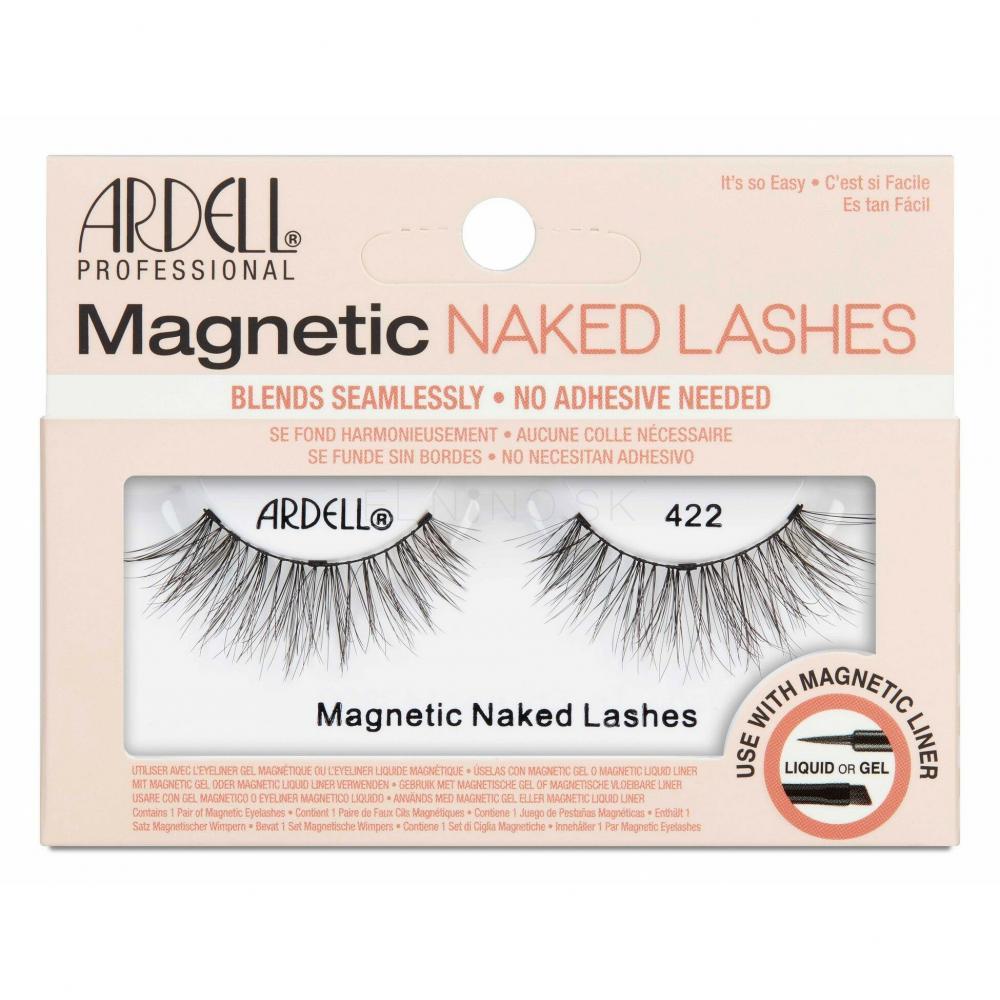 Ardell Magnetic Naked Lashes 422 Umelé mihalnice pre ženy