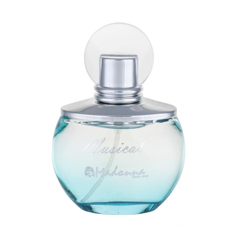 Madonna Nudes 1979 Musical Parfumovaná voda pre ženy 100