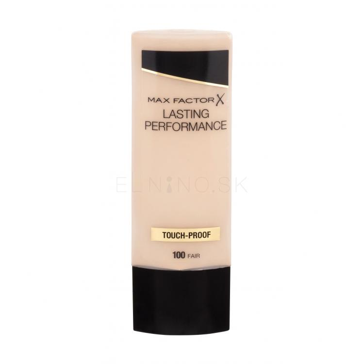 Max Factor Lasting Performance Make-up pre ženy 35 ml Odtieň 100 Fair