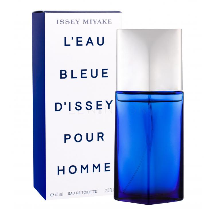 Issey Miyake L´Eau Bleue D´Issey Pour Homme Toaletné vody pre mužov